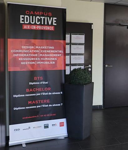 Campus Eductive Aix